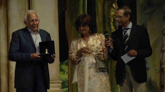 Festival di Borgio Verezzi: consegnato a Paolo Ferrari il Premio Veretium