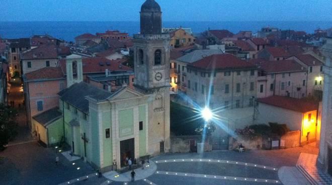 Loano piazza del Comune