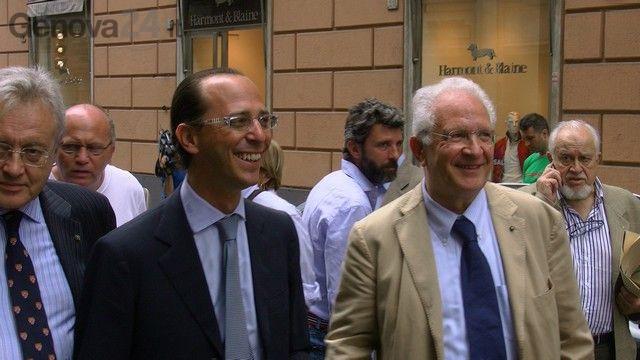 manifestazione - confindustria - terzo valico - castellano - calvini
