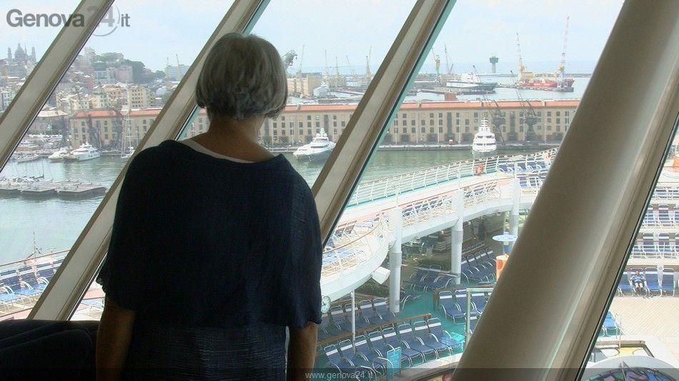 Mariner of the seas a Genova