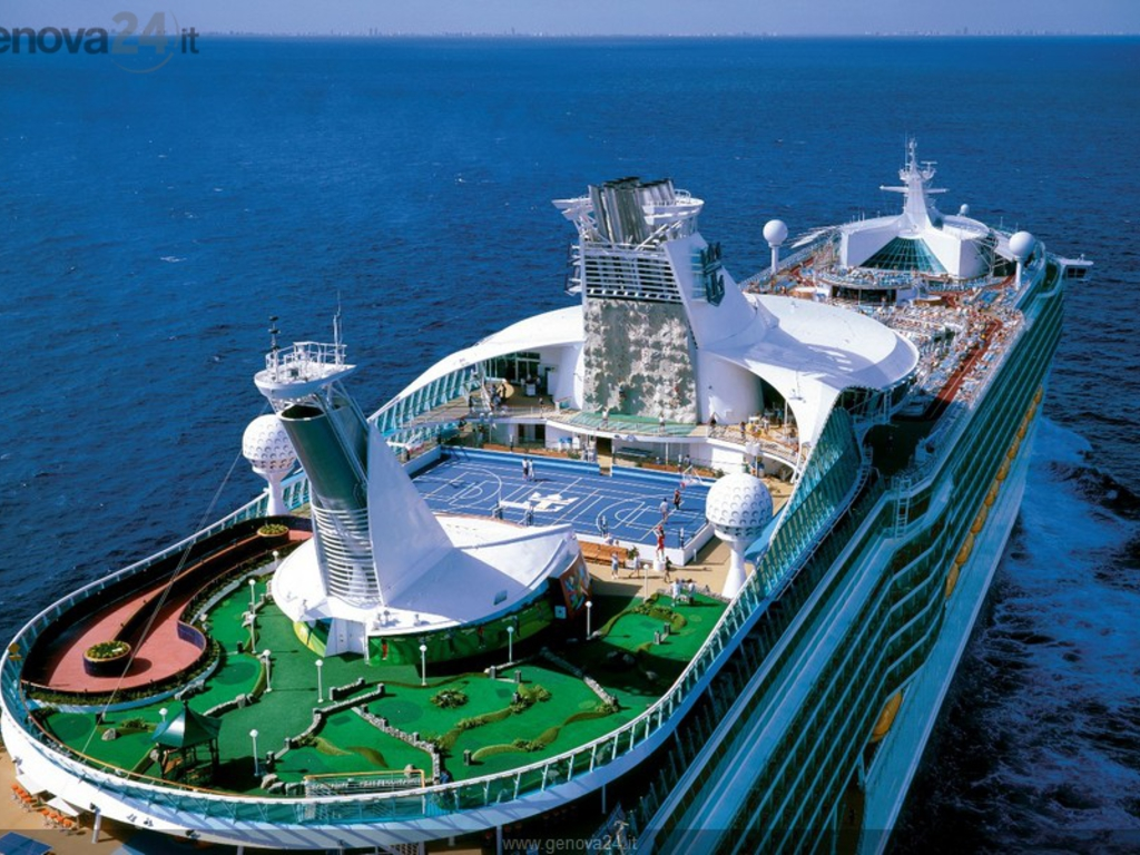 Mariner of the seas - Royal Caribbean