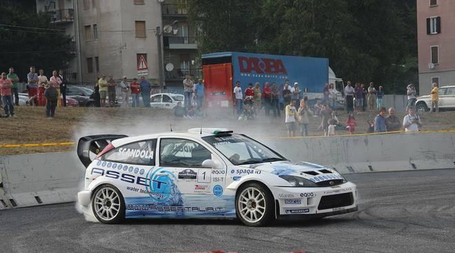 rally ferrania motorshow