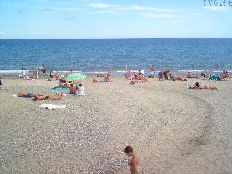 spiaggia fornaci