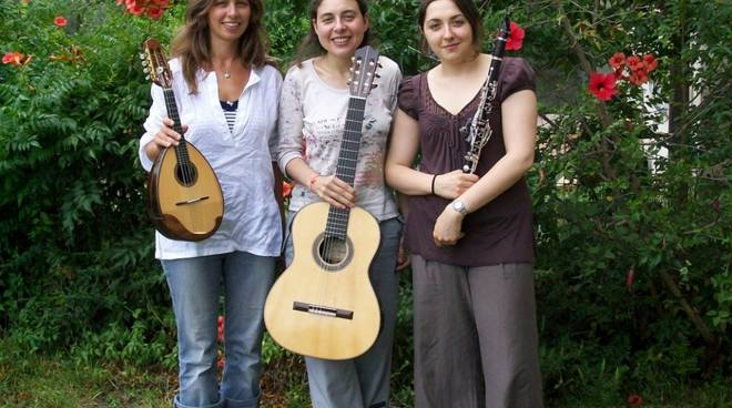 trio sorelle Carbone e Spath
