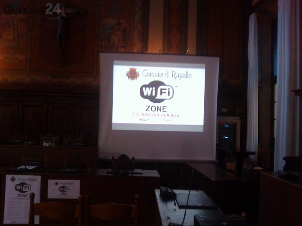 wifi rapallo