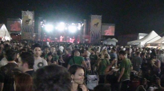 Balla coi cinghiali 2011