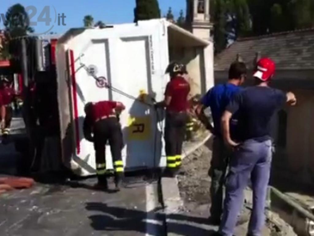camion genova