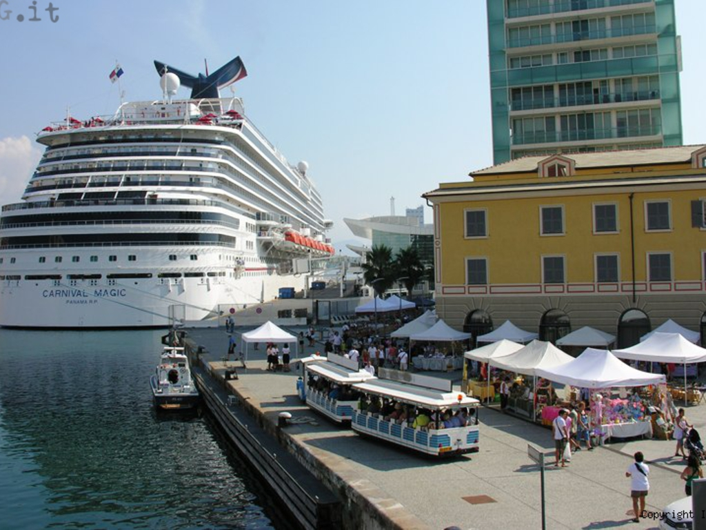 Carnival a Savona