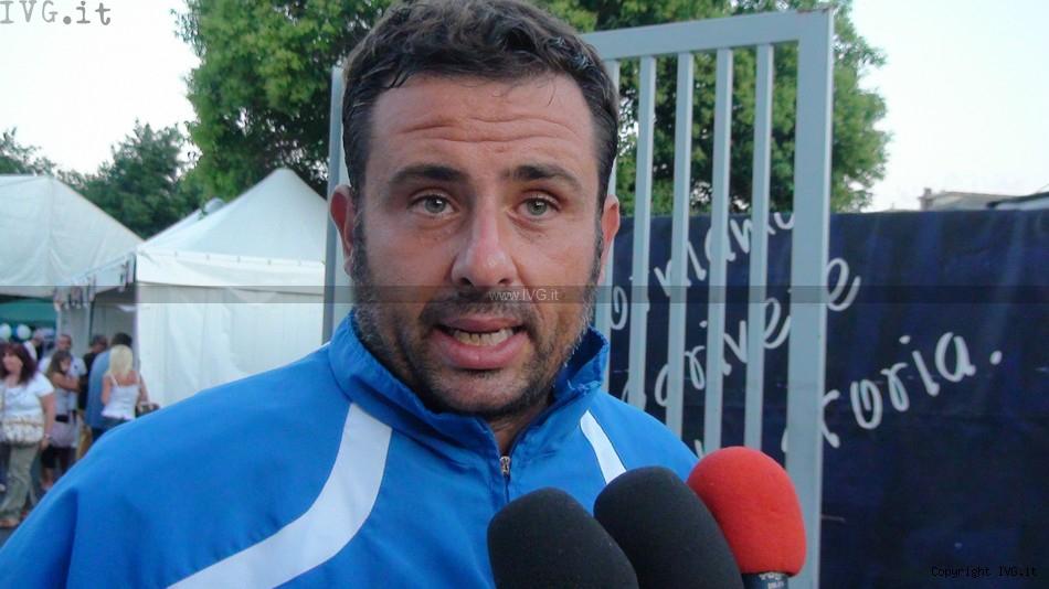 Corda allenatore Savona