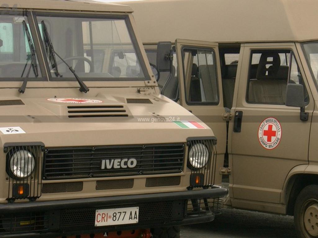 croce rossa italiana - soccorso