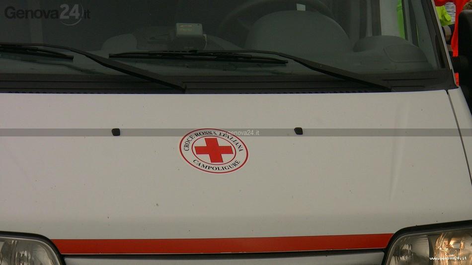 croce rossa italiana - soccorso - ambulanza+
