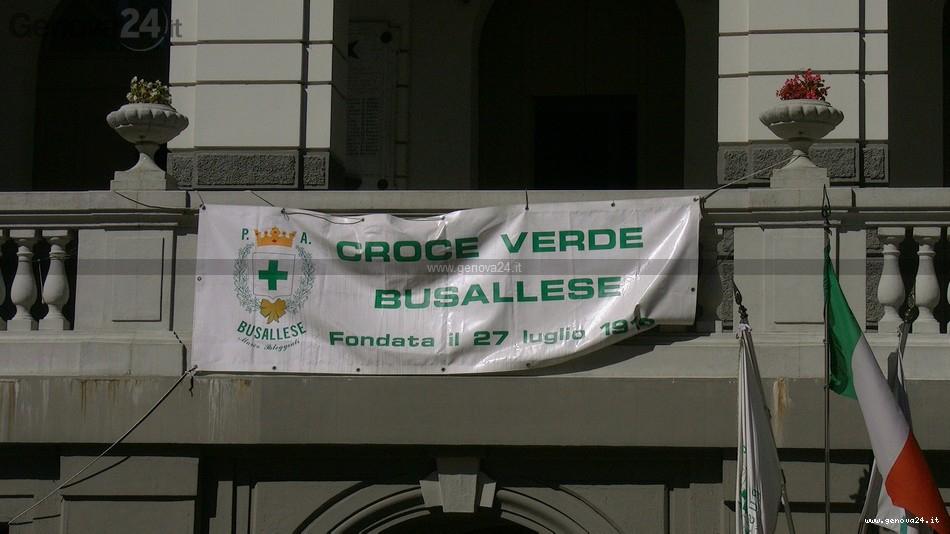 croce verde - busalla