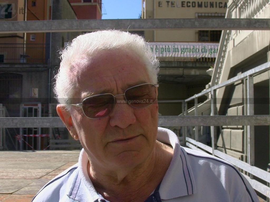elio broggi - busalla - presidente croce verde