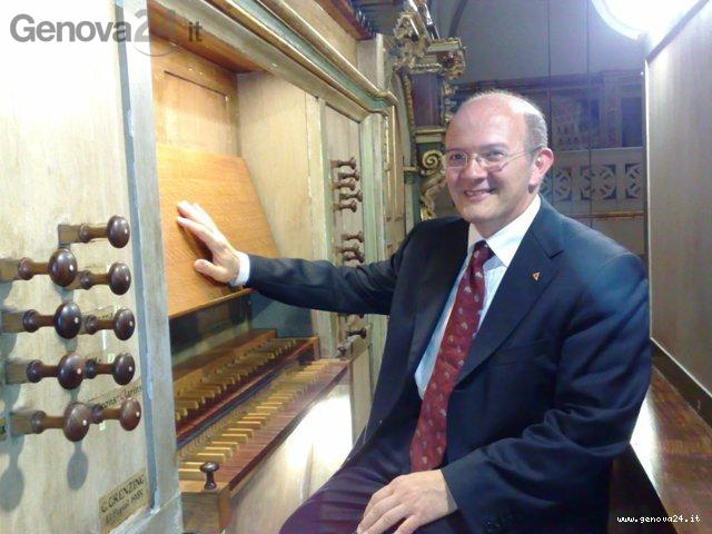 enrico viccardi, organista