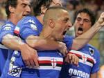 Esultanza Palombo - Sampdoria Padova
