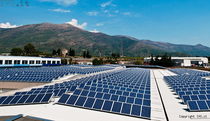 fotovoltaico fruttital