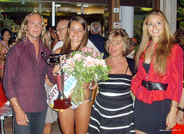 Francesca Landolfa - miss varazze