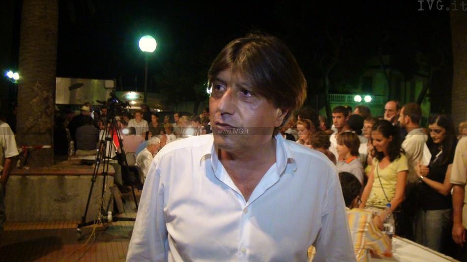 Francesco Riccobene - vicesindaco Spotorno
