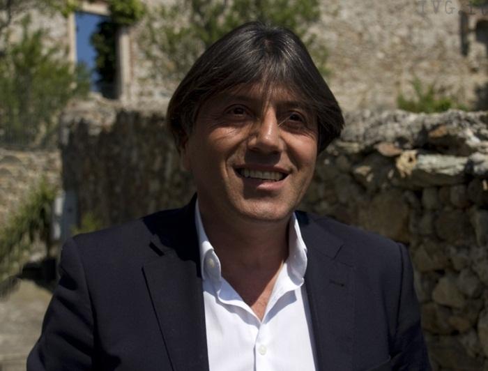 Franco Riccobene - vicesindaco Spotorno