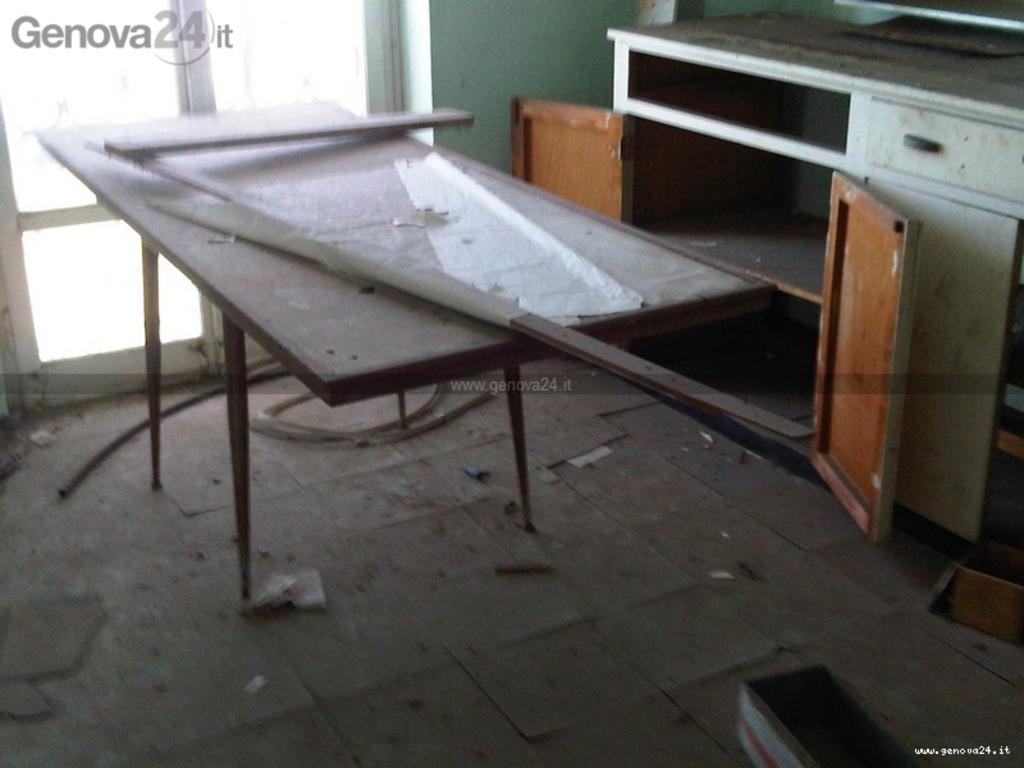 ospedale martinez - rudere - spreco