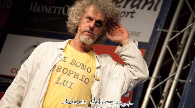 Paolo Migone a Pietra Ligure
