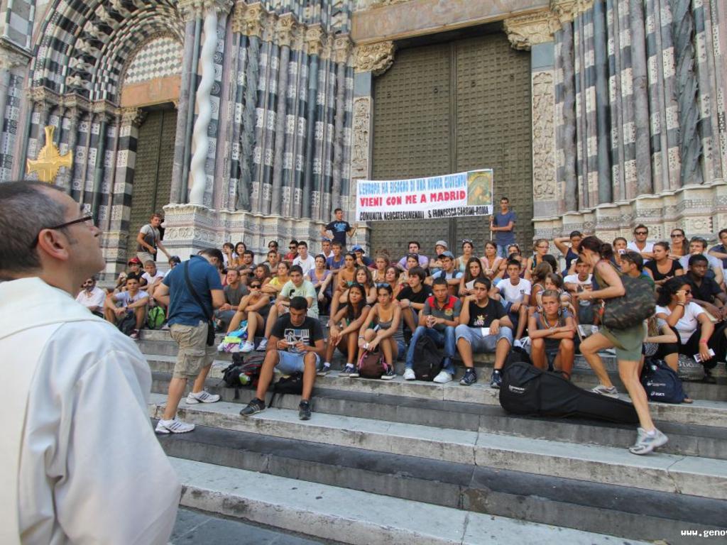 Papa boys Genova