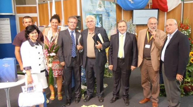 premiazione euroflora a rimini