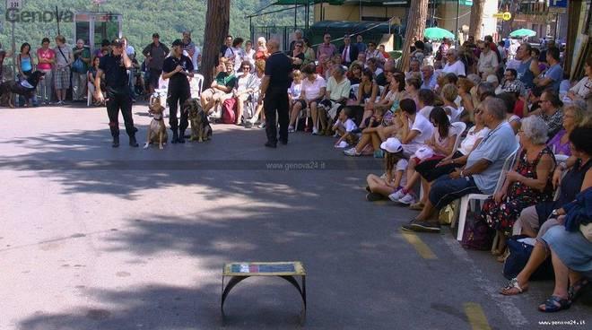 Premio fedeltà cane 2011 Camogli