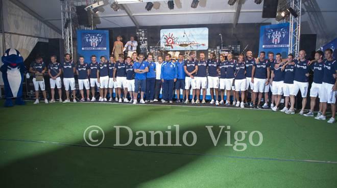 Presentazione Savona Calcio 2011-12