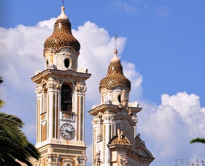 San Matteo chiesa Laigueglia