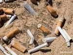 sigarette sulla spiaggia