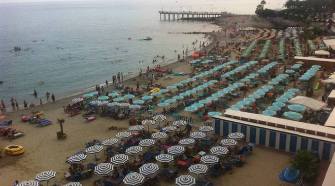 spiaggia - stabilimenti balneari