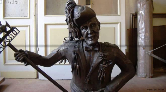 Statua di Totò - Alassio