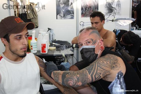 tatuatore, tattoo convention