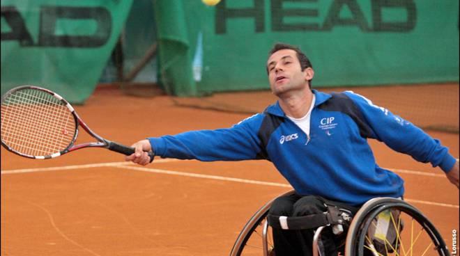 tennis carrozzina disabili