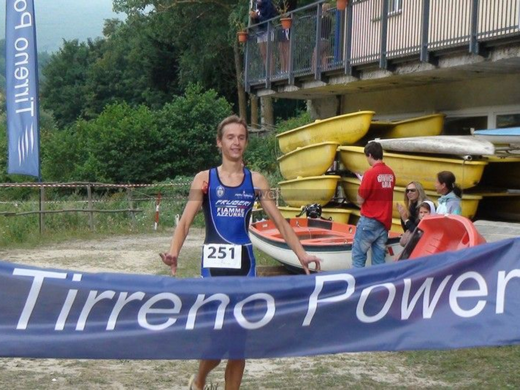 0d8efda654fd Triathlon Osiglia: vince Uccellari, segue Tellechea e terzo il  superfavorito Polikarpenko - IVG.it