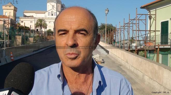 Aldo Caballini, dirigente Comune Loano