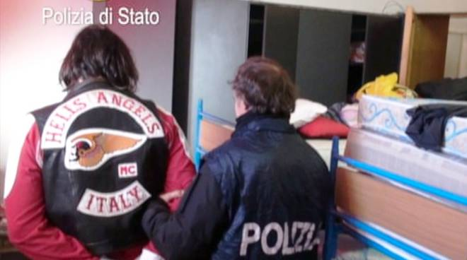 Arresti Hells Angels
