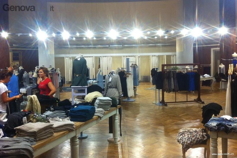brandy and melville negozio abbigliamento