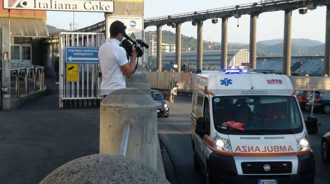 Cairo - incidente Italiana Coke