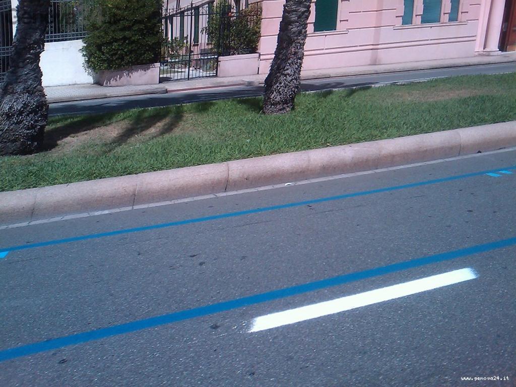 corsie blu corso italia