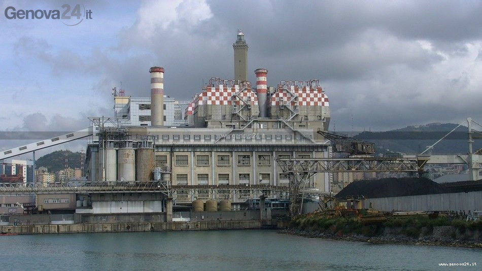 ENEL centrale carbone