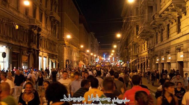 Genova notte bianca
