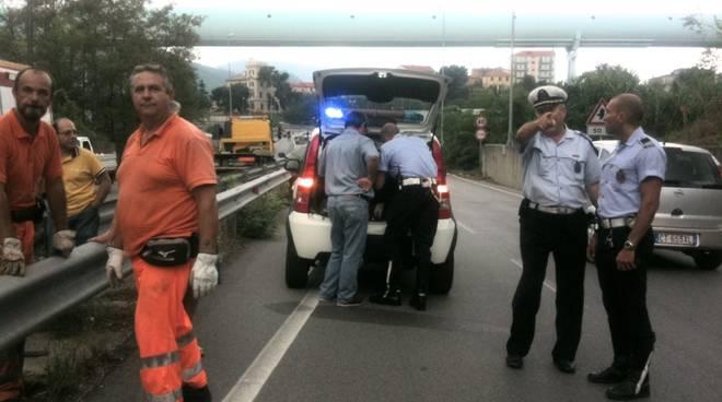 Incidente superstrada di Vado