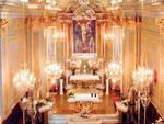 loano, oratorio del SS Rosario - cappe turchine