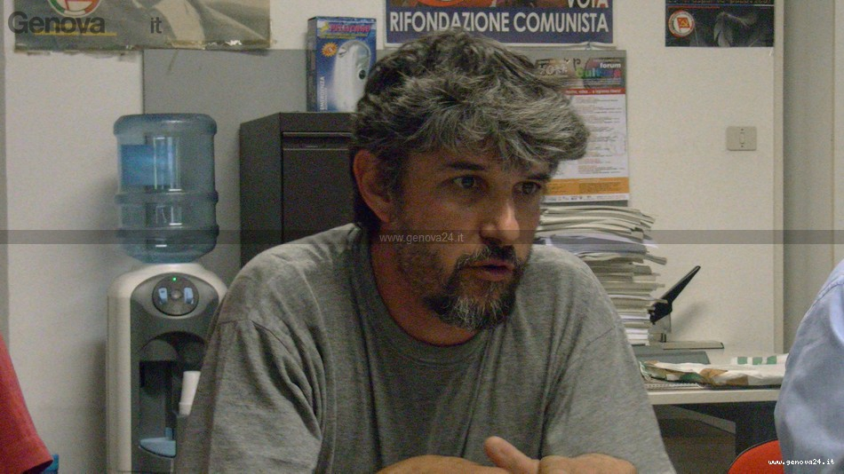 Marco Veruggio - rifondazione comunista