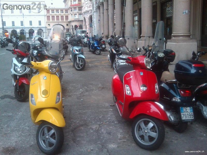 motorini scooter