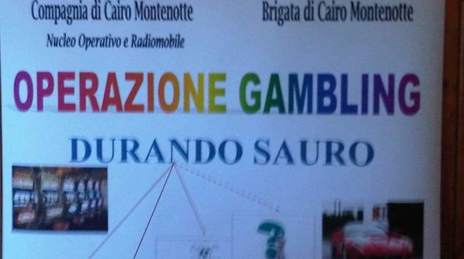 operazione gambling