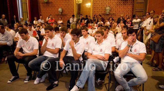 Presentazione Rari Nantes Savona 2011 - 12