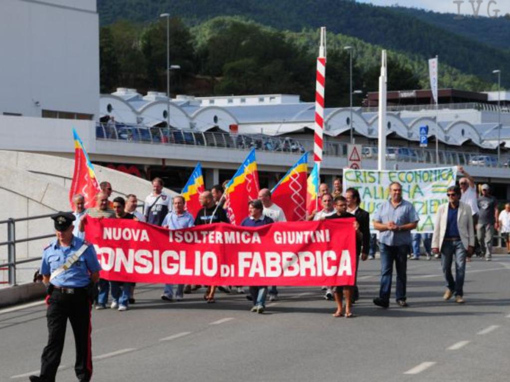 protesta Isoltermica Vado